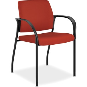 HON Multipurpose Poppy Guest Stacking Chair HONIS110CU42