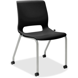 HON Motivate Seating Coll. Mobile Stacking Chairs HONMG101ON