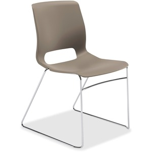 HON Motivate Sled-based Stacking Chairs HONMS101SD