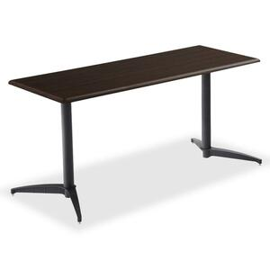 Iceberg Espresso Rectangular Table Top ICE65062