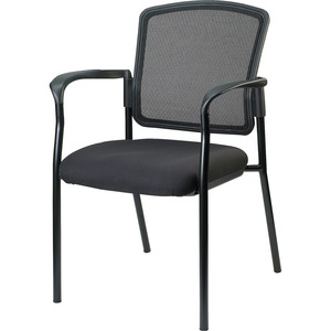 Lorell Breathable Mesh Guest Chair LLR23100