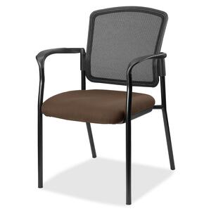 Lorell Breathable Mesh Guest Chairs LLR2310008