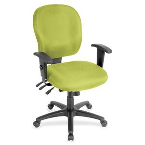 Lorell Adjustable Waterfall Design Task Chair LLR3310009