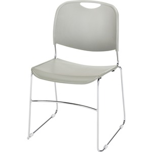 Lorell Lumbar Support Stacking Chair LLR42940
