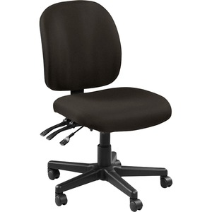 Lorell Mid-Back Task Chair w/o Arms LLR5310004