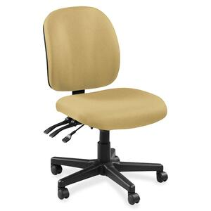Lorell Mid-Back Task Chair w/o Arms LLR5310007