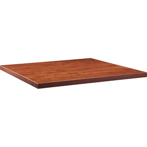 Lorell Modular Cherry Conference Table LLR69935