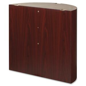 Lorell Modular Mahogany Conference Table LLR69942