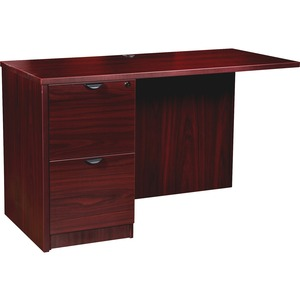 Lorell Prominence 79000 Series Mahogany Return LLR79038