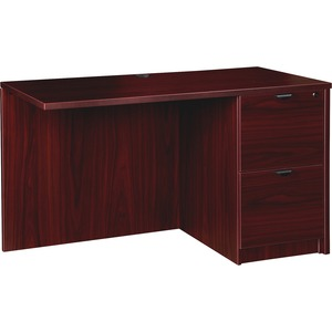Lorell Prominence 79000 Series Mahogany Return LLR79042