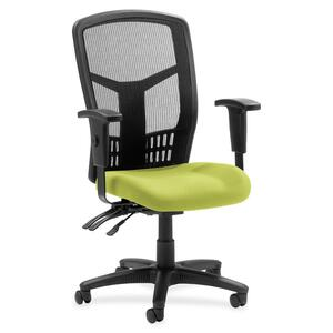 Lorell 86000 Series Executive Mesh High-Back Chair LLR8620009