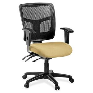 Lorell 86000 Series Managerial Mesh Back Chair LLR8620107