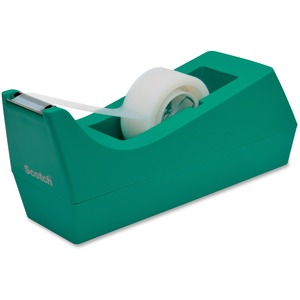 Scotch Desk C38 Tape Dispenser MMMC38B