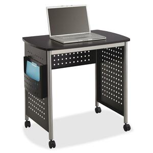 Safco Scoot Sit-Down Contemporary Design Workstation SAF1907BL
