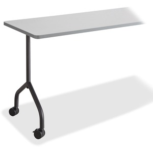 Safco Impromptu Mobile Training Table T-Leg Base SAF2075BL