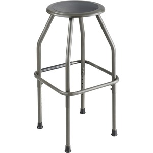 Safco Adjustable Height Diesel Stool Trolley SAF6666