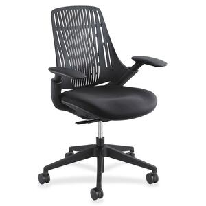 Safco Thrill Frameless Back Task Chair SAF7043BL