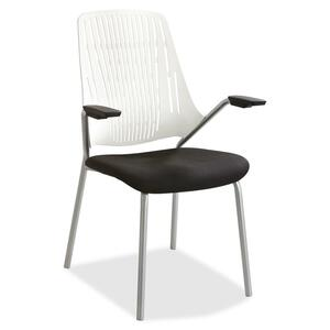 Safco Thrill Frameless Back Guest Chair SAF7044WH