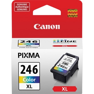 Canon CL-246 Color Ink Cartridges CNMCL246XL