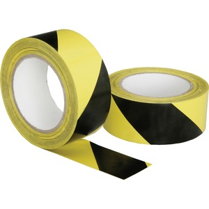 SKILCRAFT Hvy-duty Poly Floor Safety Marking Tape NSN6174251