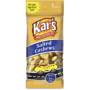 Kar's Nuts Salted Cashews KARSN08380