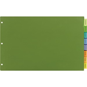 Avery Big Tab Insertable Dividers AVE11179