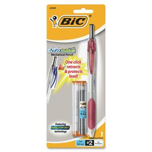 BIC Automatic Mechanical Pencil BICMPFRTP11B