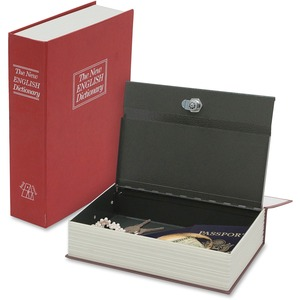 FireKing BK0802 Concealed Lock Book Safe FIRBK0802