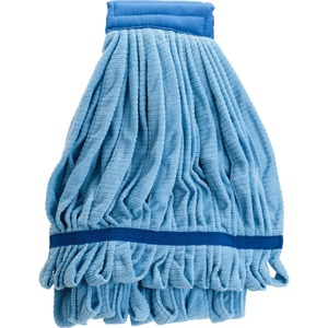 Genuine Joe Microfiber Wet Mop Head Refill GJO47538