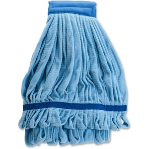 Genuine Joe Microfiber Wet Mop Head Refill GJO47539