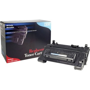 IBM Toner Cartridge - Remanufactured for HP (CE390A) - Black IBMTG85P7016