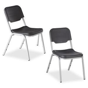 Iceberg Rough N Ready Steel Frame Stack Chair ICE64111