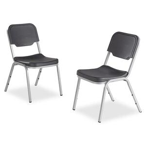 Iceberg Rough N Ready Steel Frame Stack Chair ICE64117