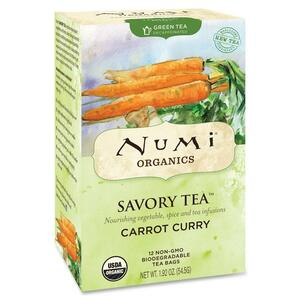 Numi Organics Carrot Curry Savory Tea NUM16002