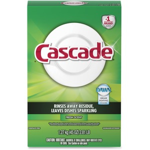 P&G Cascade Dishwashing Powder PAG34034