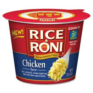 Rice-A-Roni Foods Single Serve Cup QKR20001