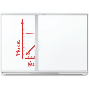 Quartet Slide Arm Whiteboard Eraser Bar QRT85371