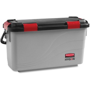 Rubbermaid Microfiber Pulse Mop Charging Bucket RCP1863892