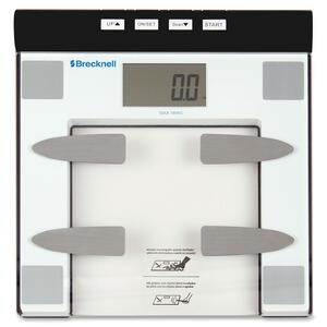Avery Weigh-Tronix Bathroom Scale w/ BMI Calculation SBWBS150P