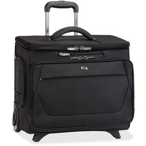"Solo Carrying Case (Roller) for 15.6"" Notebook - Black USLCLS9204"