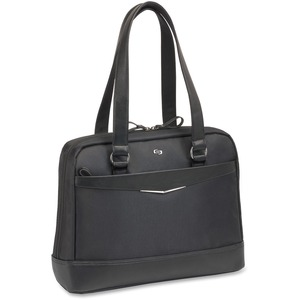 "Solo Carrying Case (Tote) for 16"" Notebook - Black USLEXE8004"
