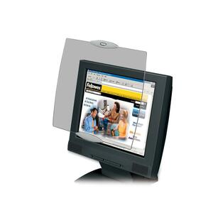 "Fellowes LCD Privacy Screen - 19"" Clear FEL9689501"