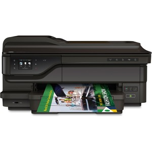 HP Officejet 7610 Inkjet Multifunction Printer - Color - Plain Paper Print - Desktop HEWCR769A