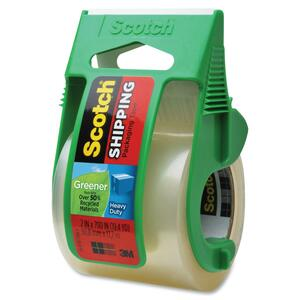 Scotch Greener Heavy-duty Shipping Packaging Tape MMM142G