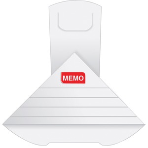 Quality Park Write-on XL Memo Deltaclip QUA46058