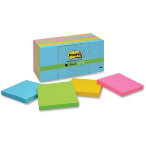 Post-it Evernote Super Sticky Notes MMM65412SSMEV
