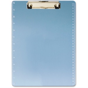 OIC Low-profile Clip Acrylic Clipboard OIC83017