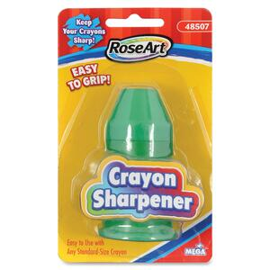 RoseArt Handheld Grip Crayon Sharpener RAI48507UA24