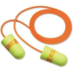 3M™ E-A-Rsoft™ SuperFit™ Disposable Earplugs - Corded