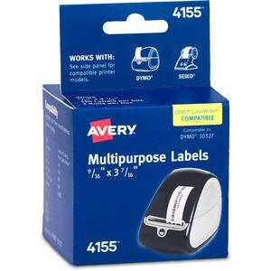 Avery Thermal Print Multipurpose Label Rolls